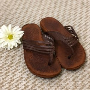 Olukai MAHANA Java leather 9